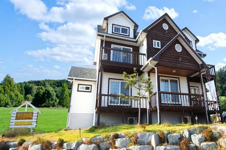 ISFIELD, Pyeongchang 2018 Accommodation, Gangneung, CHERRY PENSION
