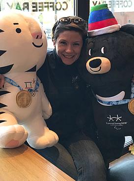 Angelina Fourkioti - Olympics Games Accommodation