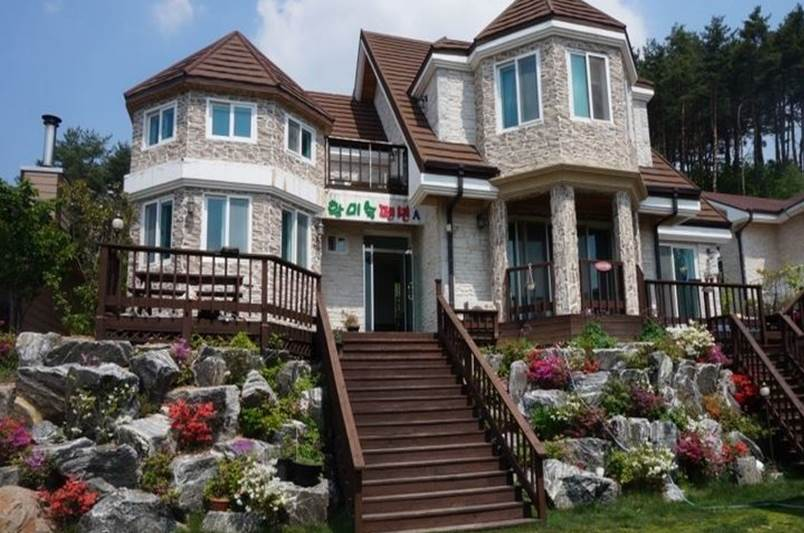 ISFIELD, Pyeongchang 2018 Accommodation, Alpensia, HWANGMISOOK PENSION