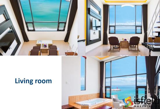 ISFIELD, Pyeongchang 2018 Accommodation, Gangneung, MISUL SEAGAN