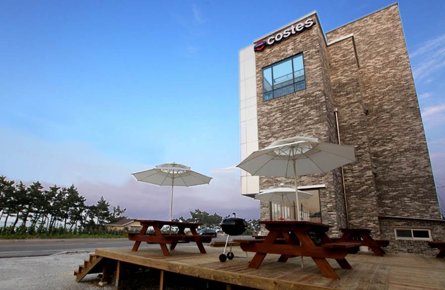 ISFIELD, Pyeongchang 2018 Accommodation, Gangneung, COSTES PENSION