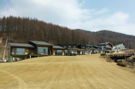 ISFIELD, Pyeongchang 2018 Accommodation, Alpensia, DAEGWANRYEONG 800 PENSION