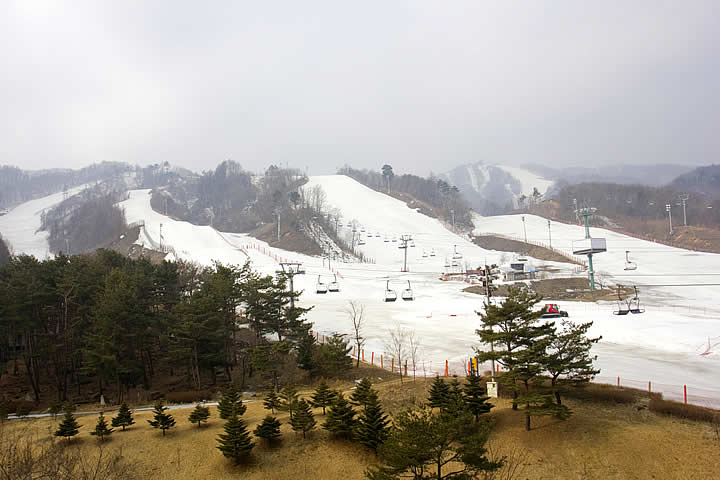 ISFIELD, Pyeongchang 2018 Accommodation, Yongpyong, ALPENSIA ESTATE