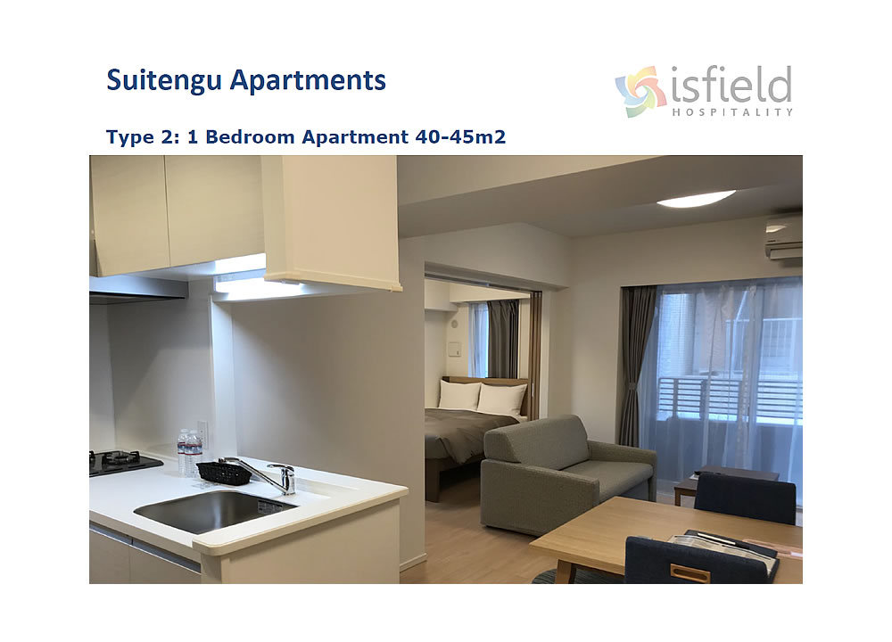 Suitengu apartments at Chuo - 2020 Tokyo Games Accommodation