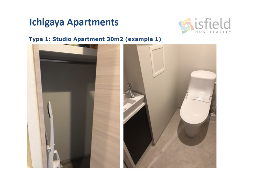 Ichigaya Apartments - Accommodation for the Tokyo 2020 Games