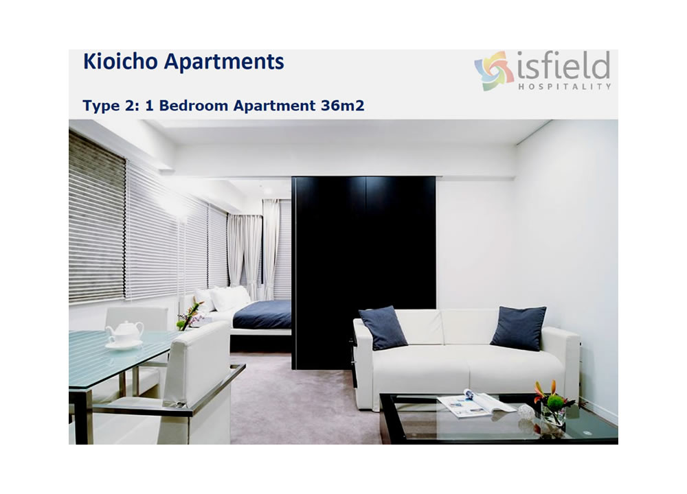 Kioicho Apartments at Chiyoda - Accommodation for the Tokyo 2020 Olympics